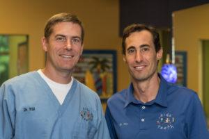 pediatric dentists at Kids Teeth
