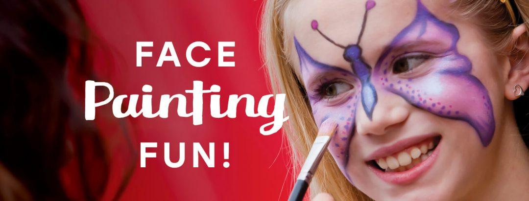 Kids Teeth Face Painting