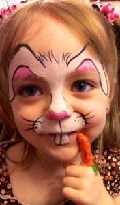 Kids Teeth face paint