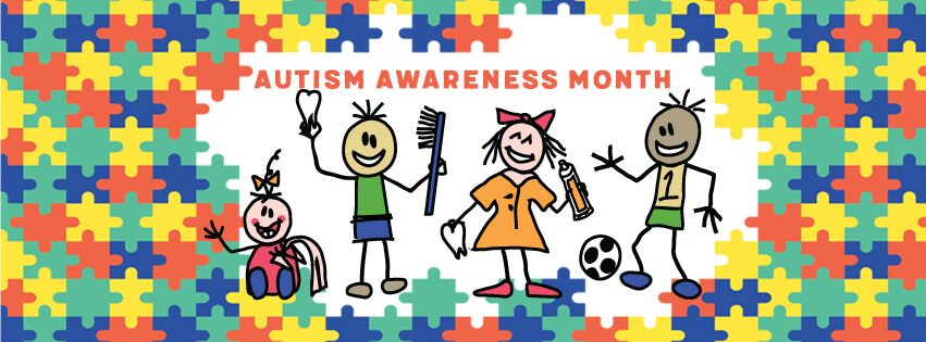 Autism Awareness at Kids Teeth