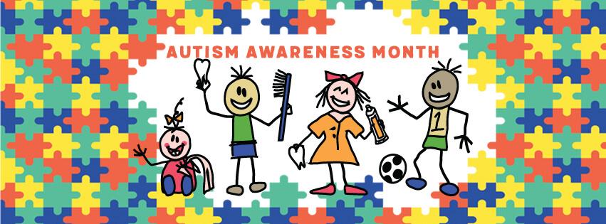Autism Awareness at Kids Teeth