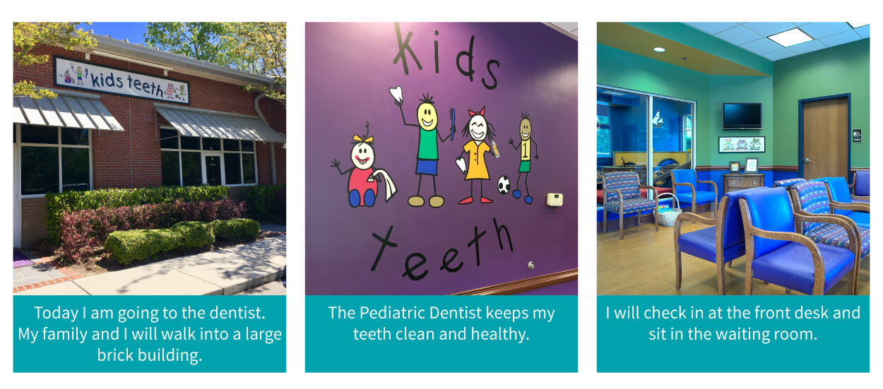 My visit to the dentist social story