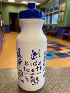 Kids Teeth water bottle