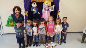 Kids Teeth Puppet Show