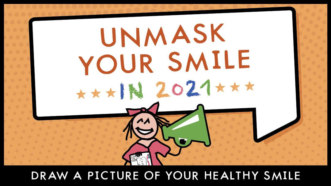 2021 Kids Teeth Calendar Contest